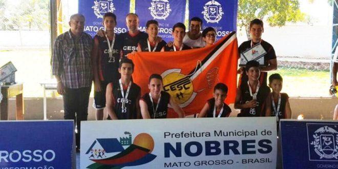 4d9c23b173 Barra do Bugres faz bonito nos Jogos Escolares da Juventude de Nobres –  Plug News